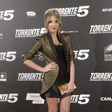 Anna Simon en el estreno de 'Torrente 5: Operación Eurovegas'