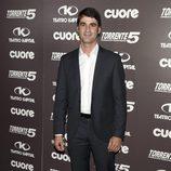 Jesulín de Ubrique en el estreno de 'Torrente 5: Operación Eurovegas'