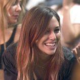 Blanca Suárez luce su melena teñida en el concierto de Leiva