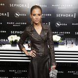 Ana Fernández en la presentación de la línea Marc Jacobs Beauty
