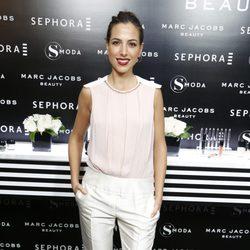 Alicia Rubio en la presentación de la línea Marc Jacobs Beauty