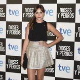 Lucía Ramos en el estreno de 'Dioses y Perros'