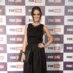 Alicia Sanz en la presentación del canal Fox Life