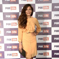 Patricia Pérez en la presentación del canal Fox Life