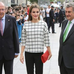 La Reina Letizia en su primer Día de la Banderita como Reina de España