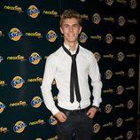 Patrick Criado en los Neox Fan Awards 2014