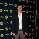 Bernabé Fernández en los Neox Fan Awards 2014