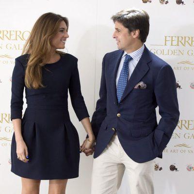 Fran Rivera y Lourdes Montes, dos enamorados en un acto público