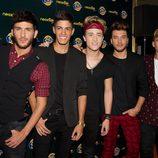 Auryn en los Neox Fan Awards 2014