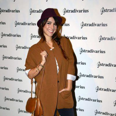 Cristina Brondo en la fiesta 'The Event Paper' de Stradivarius