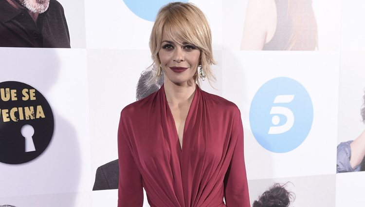 María Adánez en el estreno de la octava temporada de 'La que se avecina'
