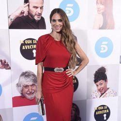 Vanesa Romero en el estreno de la octava temporada de 'La que se avecina'