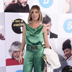 Eva Isanta en el estreno de la octava temporada de 'La que se avecina'