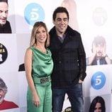 Eva Isanta y Pablo Chiapella en el estreno de la octava temporada de 'La que se avecina'
