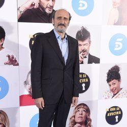 José Luis Gil en el estreno de la octava temporada de 'La que se avecina'