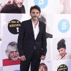 Fernando Tejero en el estreno de la octava temporada de 'La que se avecina'