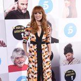 Cristina Castaño en el estreno de la octava temporada de 'La que se avecina'