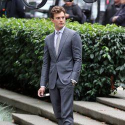 Jamie Dornan graba nuevas escenas de 'Cincuenta sombras de Grey'