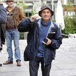 Pepe Viyuela en la manifestación contra la ley Lasalle