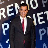 Pedro Sánchez en la entrega del Premio Planeta 2014
