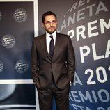 Màxim Huerta en la entrega del Premio Planeta 2014