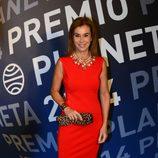 Carmen Posadas en la entrega del Premio Planeta 2014