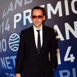 Risto Mejide en la entrega del Premio Planeta 2014