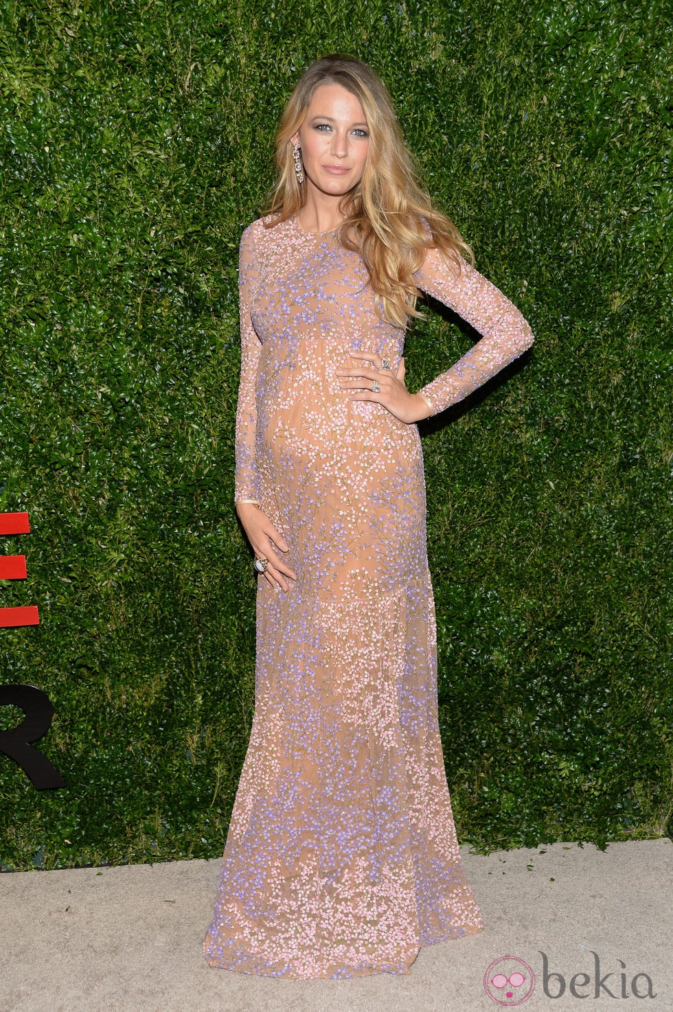 Blake Lively en los Golden Heart Awards 2014