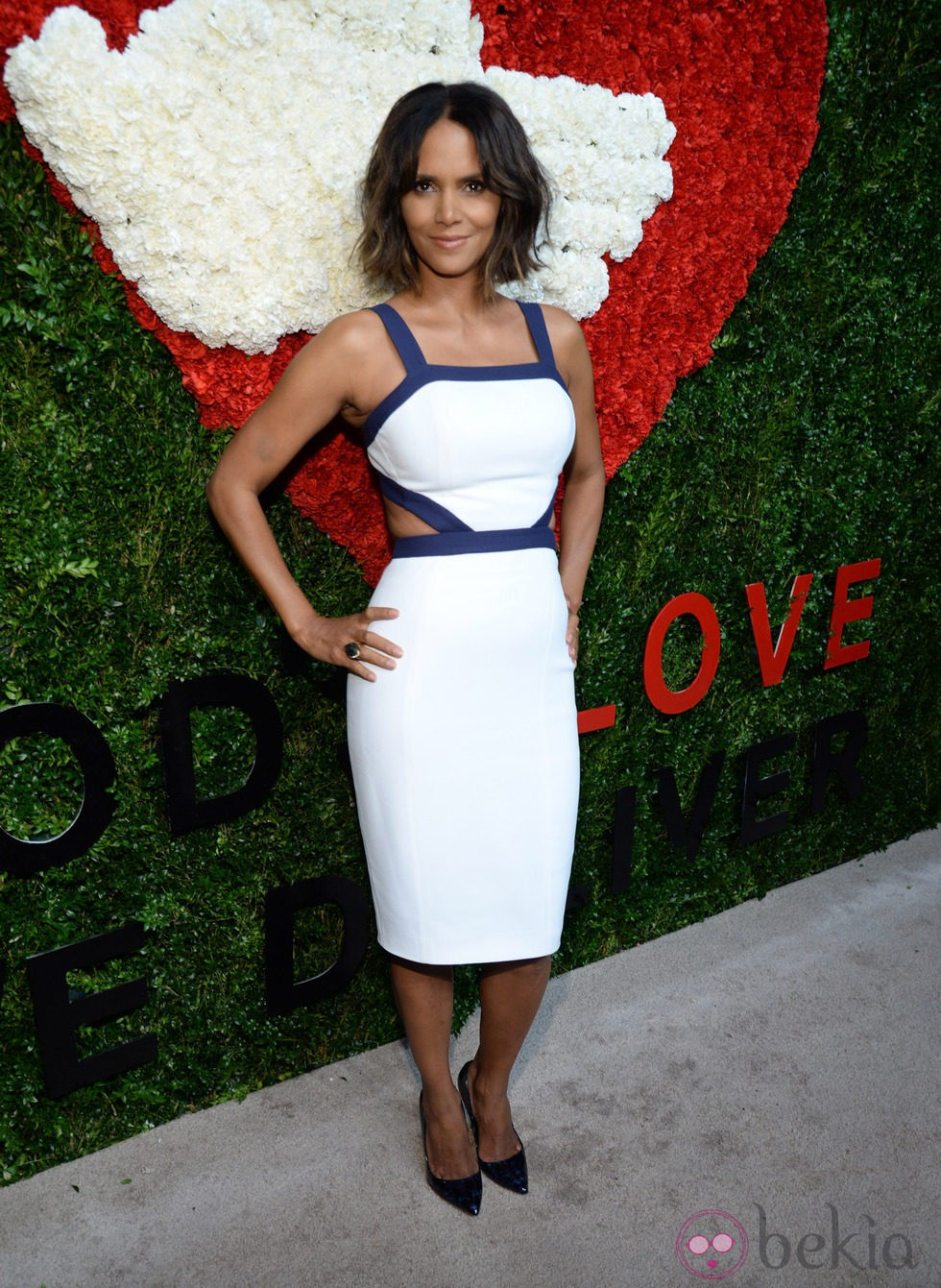 Halle Berry en los Golden Heart Awards 2014