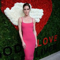 Hilary Rhoda en los Golden Heart Awards 2014