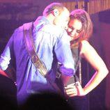 Chenoa y Javier Arpa derrochan pasión en un concierto