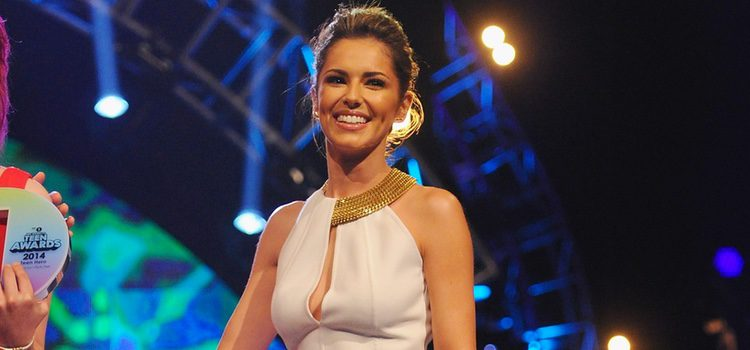 Cheryl Cole en los Teen Awards 2014