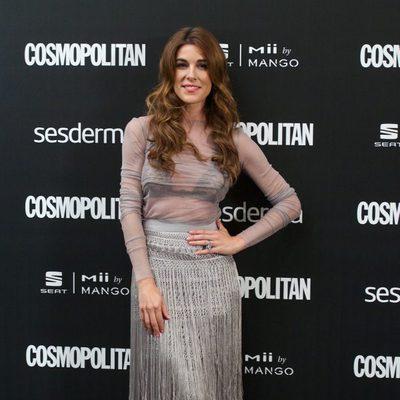 Raquel Sánchez Silva en la entrega de los Cosmopolitan Fun Fearless Awards 2014