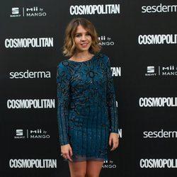 Andrea Guasch en la entrega de los Cosmopolitan Fun Fearless Awards 2014