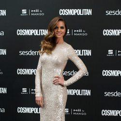 Romina Belluscio en la entrega de los Cosmopolitan Fun Fearless Awards 2014