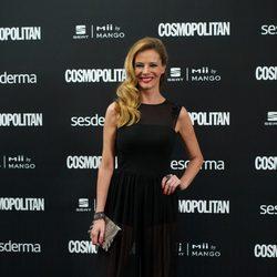 Paula Vázquez en la entrega de los Cosmopolitan Fun Fearless Awards 2014