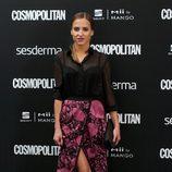 Ana Fernández en la entrega de los Cosmopolitan Fun Fearless Awards 2014