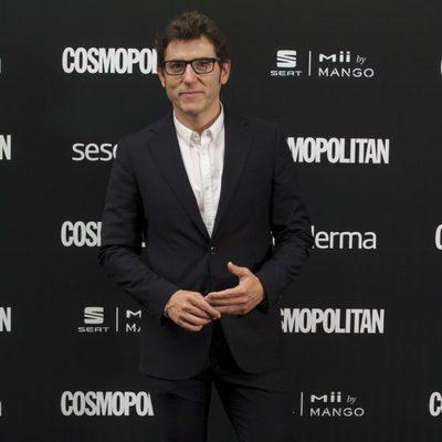 Manel Fuentes en la entrega de los Cosmopolitan Fun Fearless Awards 2014