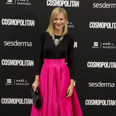 María León en la entrega de los Cosmopolitan Fun Fearless Awards 2014