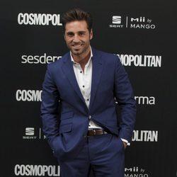 David Bustamante en la entrega de los Cosmopolitan Fun Fearless Awards 2014