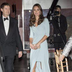 Kate Middleton retoma su agenda en solitario tras anunciar su segundo embarazo