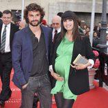 Iván Sánchez y Elia Galera en el Festival de Cine de Málaga 2010