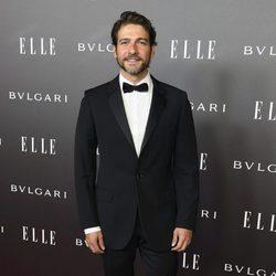 Félix Gómez en los Elle Style Awards 2014