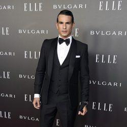 José María Manzanares en los Elle Style Awards 2014
