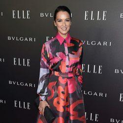 Verónica Sánchez en los Elle Style Awards 2014