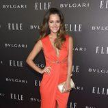 Malena Costa en los  Elle Style Awards 2014