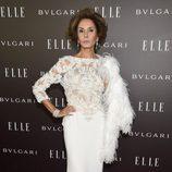 Naty Abascal en los Elle Style Awards 2014