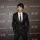 Andrés Velencoso en los Elle Style Awards 2014
