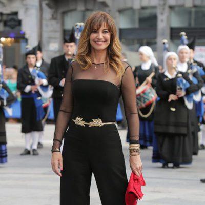 Mariló Montero en los Premios Príncipe de Asturias 2014