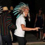 Stephen Dorff en la fiesta 'Casamigos Tequila Halloween Party'